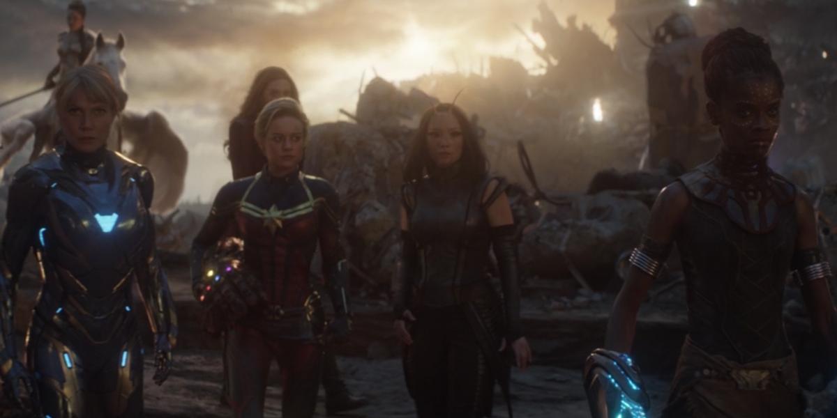 The women uniting in Endgame