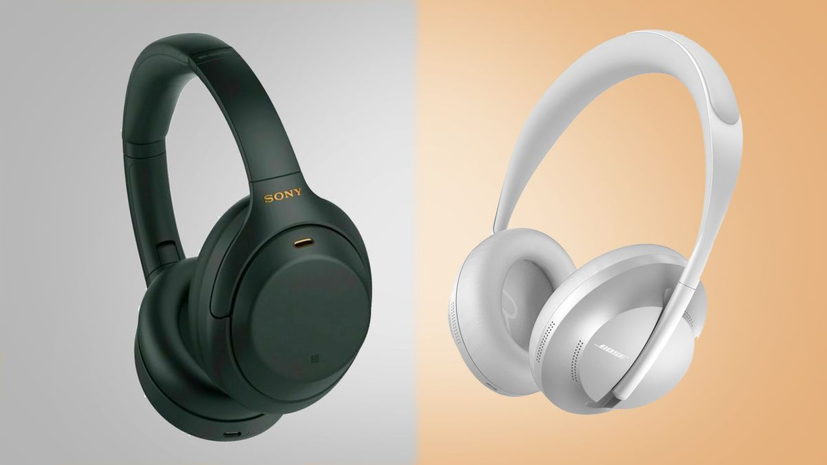 Sony WH-1000XM4 vs Bose Noise Cancelling Headphones 700: which Prime Day deal is best for you?