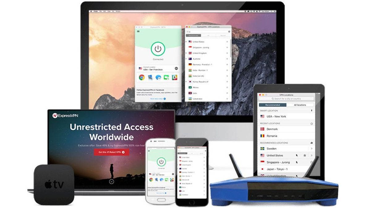 The best 3 VPN providers are offering huge VPN deals throughout the holidays