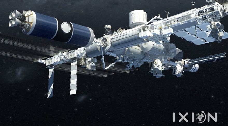 NASA Seeks Proposals for Commercial ISS Modules