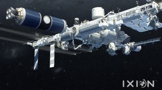 A NASA solicitation released June 21 is intended to lead to the addition of one or more commercial modules to the iSS by 20204.