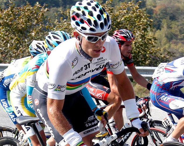 Thor Hushovd Giro del Piemonte 2010