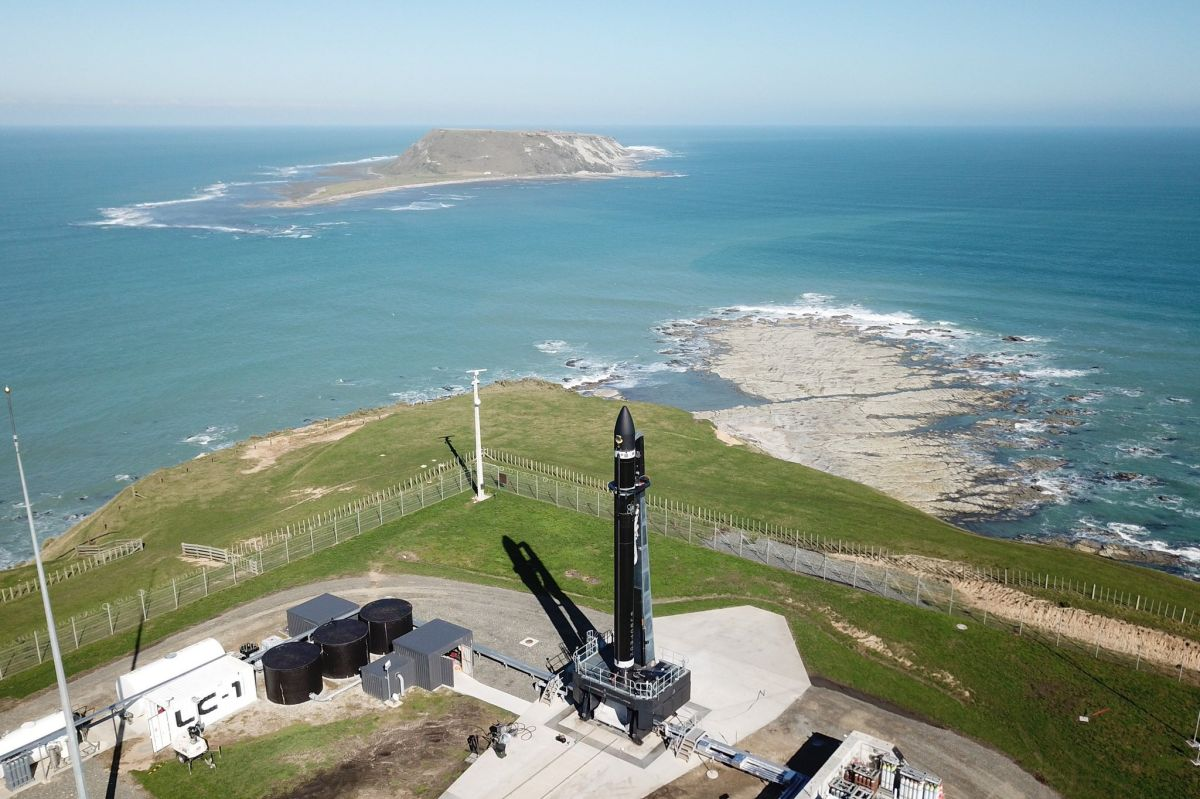 Rocket Lab Delays Electron Launch for US Air Force