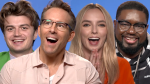'Free Guy' Interviews With Ryan Reynolds, Jodie Comer And More!