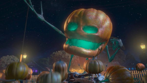 Monsters Vs. Aliens: Mutant Pumpkins From Outer Space Preview #9910