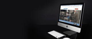 DCam 232 build a website hero image