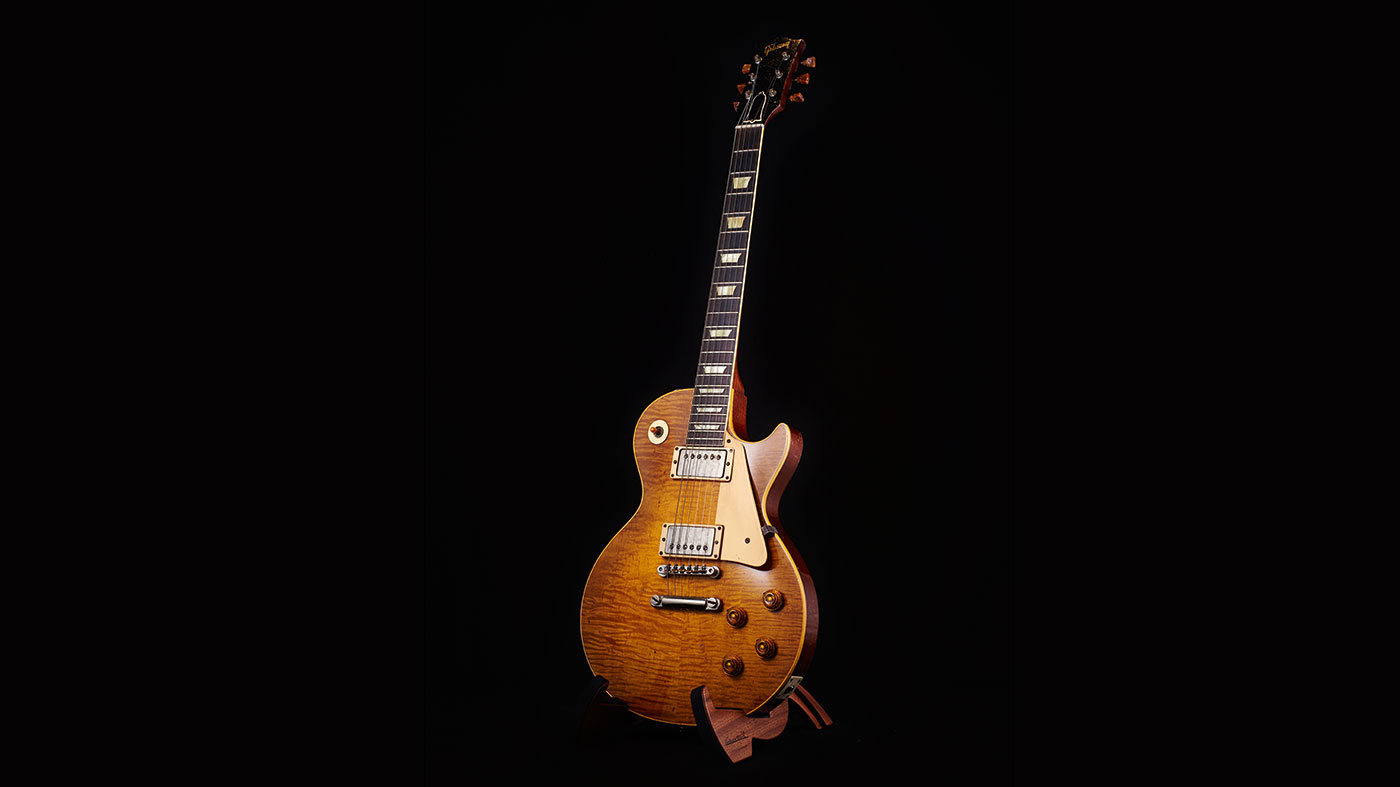 Why 1958-1960 Gibson Les Paul Standard Sunbursts are among