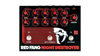 Hilbish Design Red Fang Night Destroyer