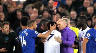 Tottenham Son Everton