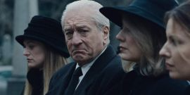 Martin Scorsese's The Irishman Debuts To 100 Percent Rating On Rotten Tomatoes