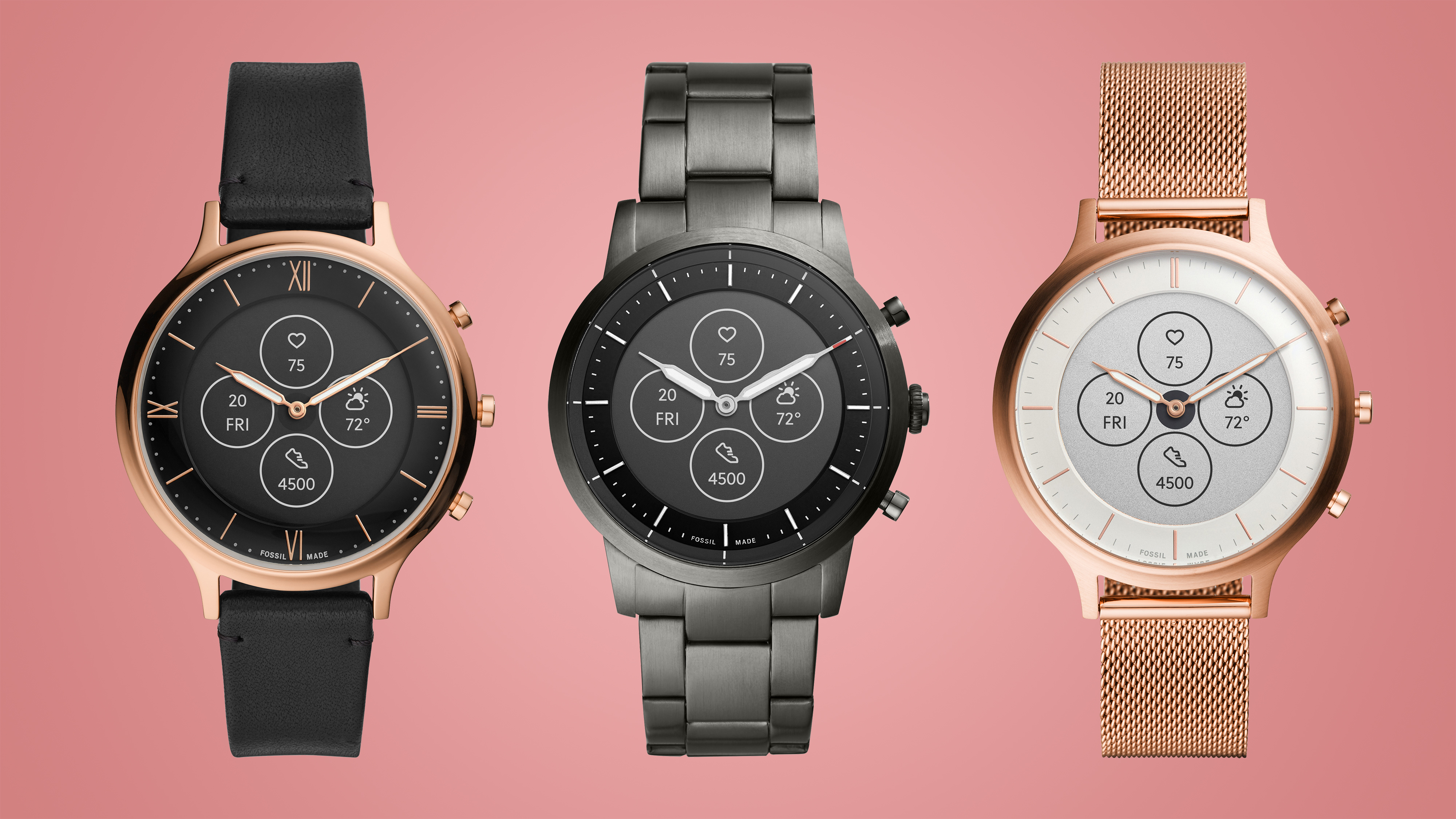 Fossil Hybrid Hr Can Replace Your Apple Watch And Your Traditional Watch T3