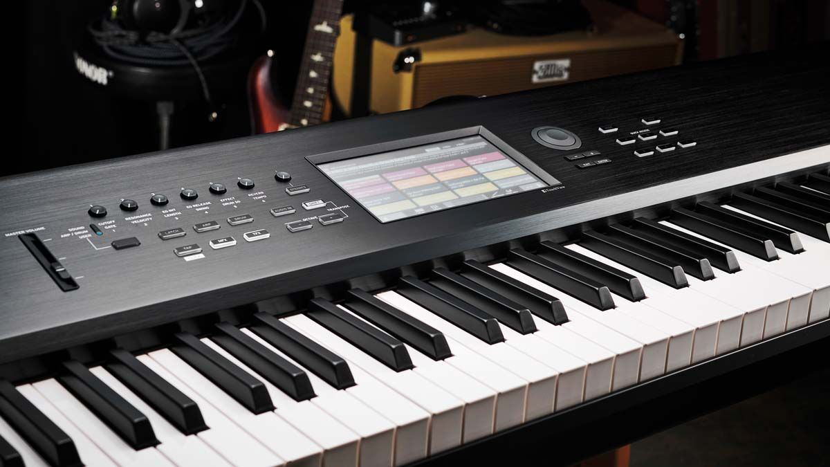 Korg Nautilus 88 Music Workstation review