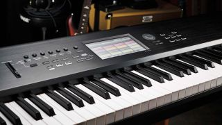Korg Nautilus 88 Music Workstation