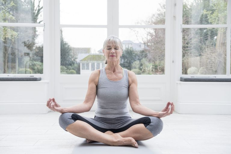 yoga improves mental and physical health in over 60s