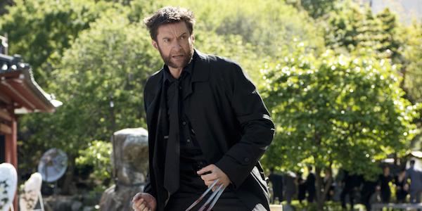 The Wolverine < Hugh Jackman Logan in feudal Japan