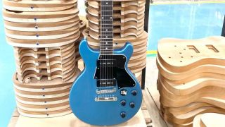 An example of Rick Beato's new signature Gibson Les Paul Special