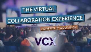 The Virtual Collaboration Experience Powered by WolfVision
