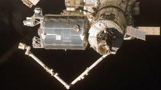 ESA's Columbus module