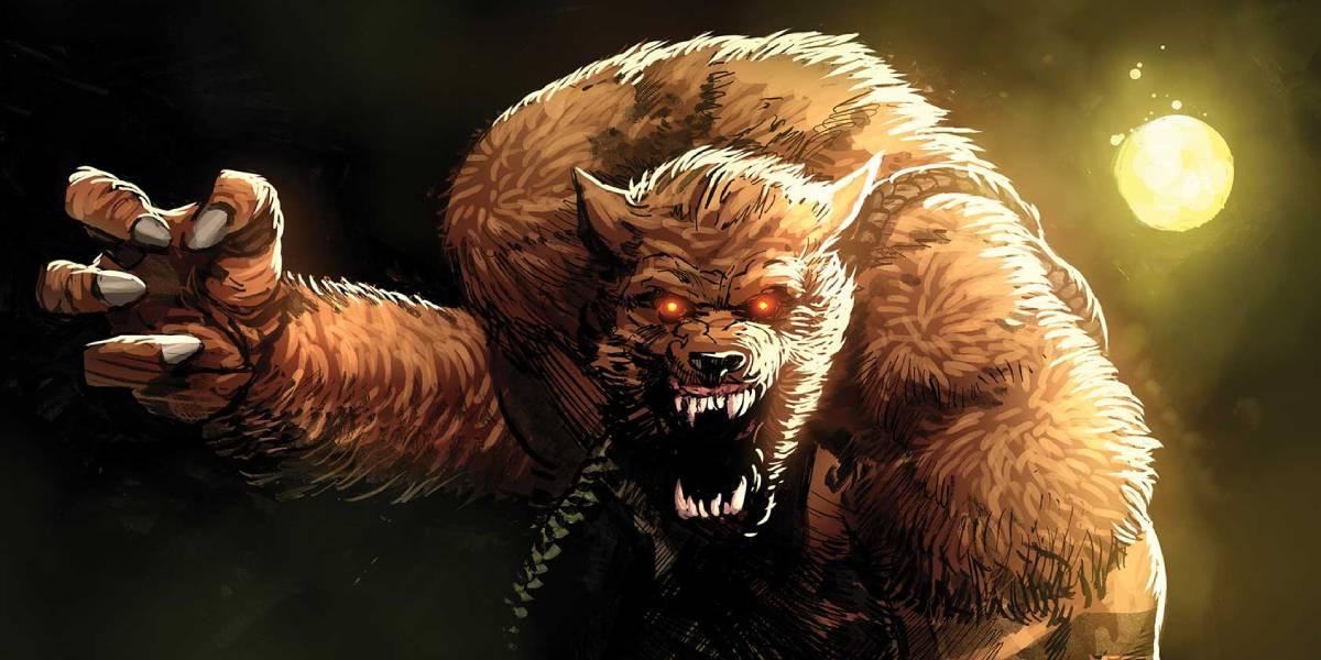 Werewolf from Marvel Comics