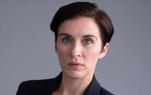 Kate Fleming Línea del deber