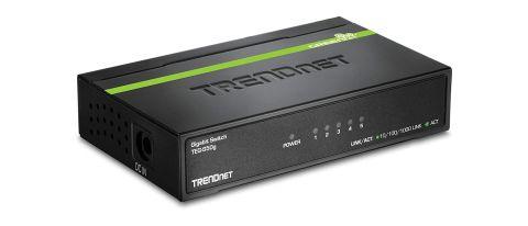 TrendNET TEG-S50g review