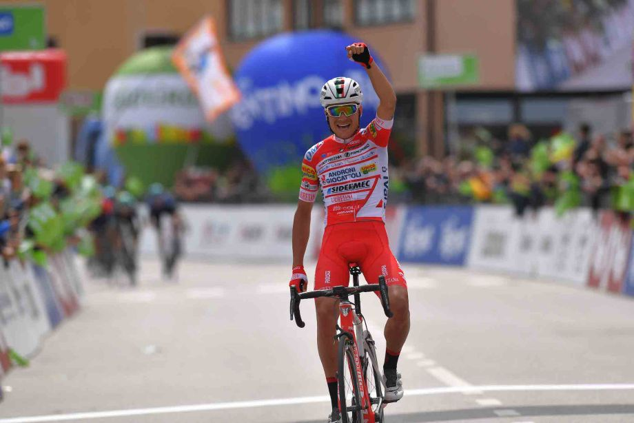Fausto Masnada wins stage three as Pavel Sivakov retains GC lead in Tour of the Alps 2019