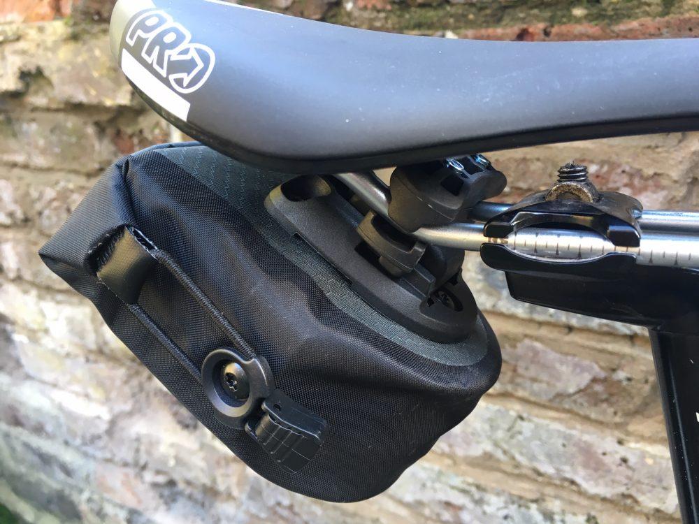 Ortlieb Micro Saddle Bag Review