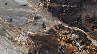 UrtheCast Camera View of Iran Space Launch Center