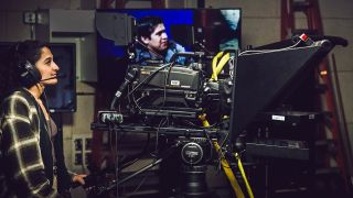 The TV and Video Communications department at California's Santa Ana College purchased six SK-UHD4000 Ultra HD cameras from Hitachi to offer students practical experience on industry-standard equipment.