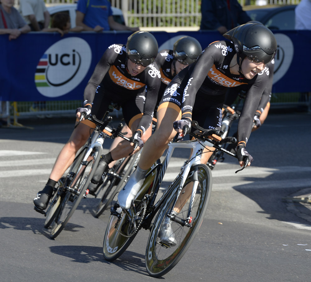 9cf264edb Specialized-Lululemon win women s team time trial World Championship. Cycling  Weekly ...