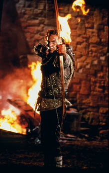 Prince of Thieves, Kevin Costner