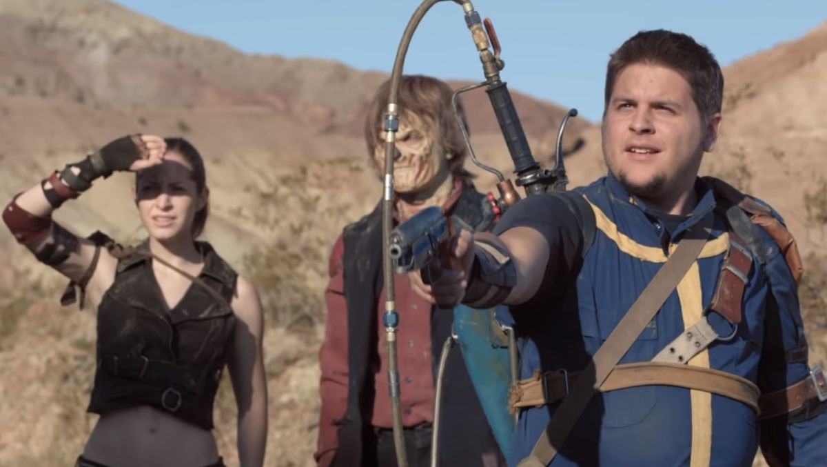 There's already a Fallout TV series, and it's pretty good