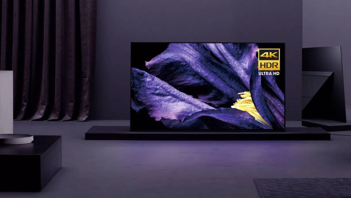 Black Friday Car Deals >> Sony Bravia A9F OLED (XBR-55A9F) review | TechRadar