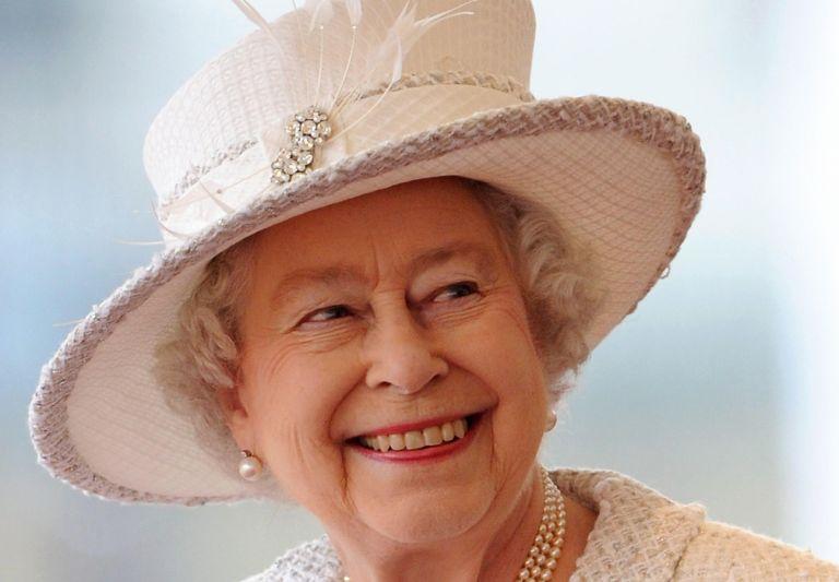 A smiling Queen Elizabeth II - how old is Queen Elizabeth?
