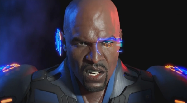 Crackdown 3 - Terry Crews