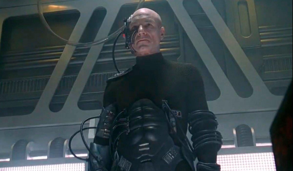 Locutus Star Trek: The Next Generation