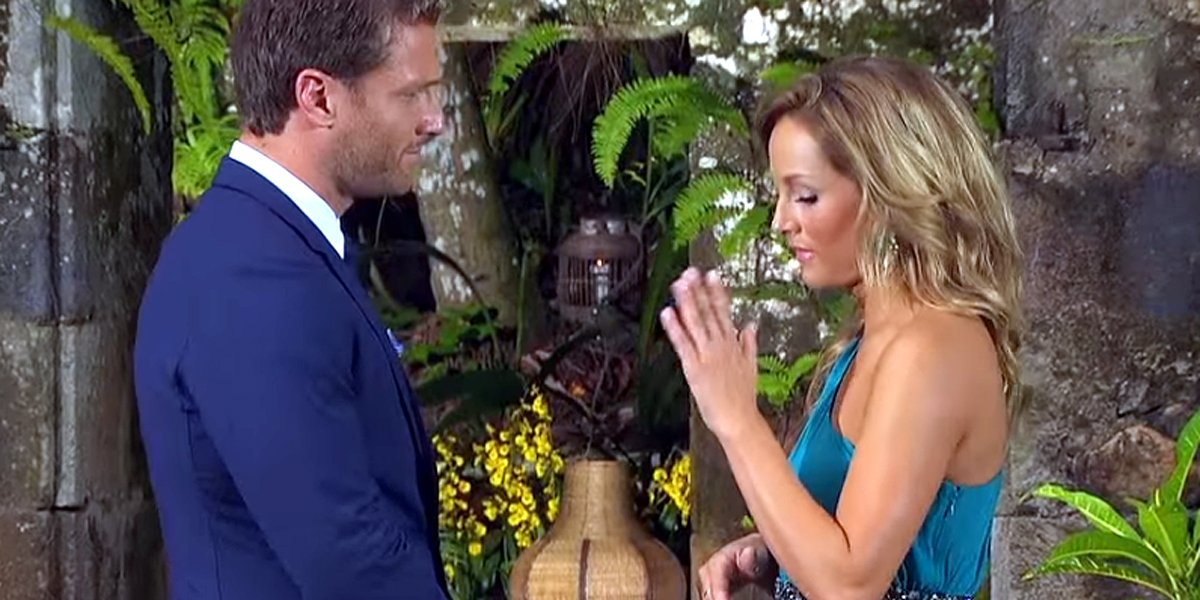 Clare Crawley tells off Bachelor Juan Pablo in The Bachelor 2014 Season 18 finale ABC