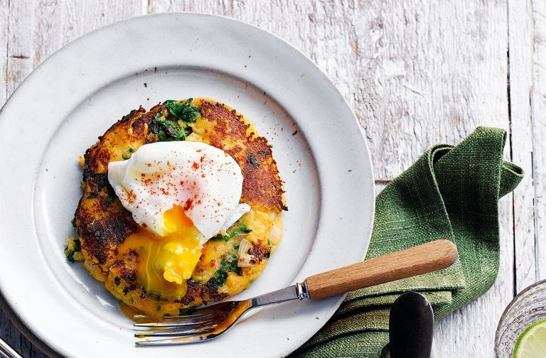 egg recipes: bubble and squeak