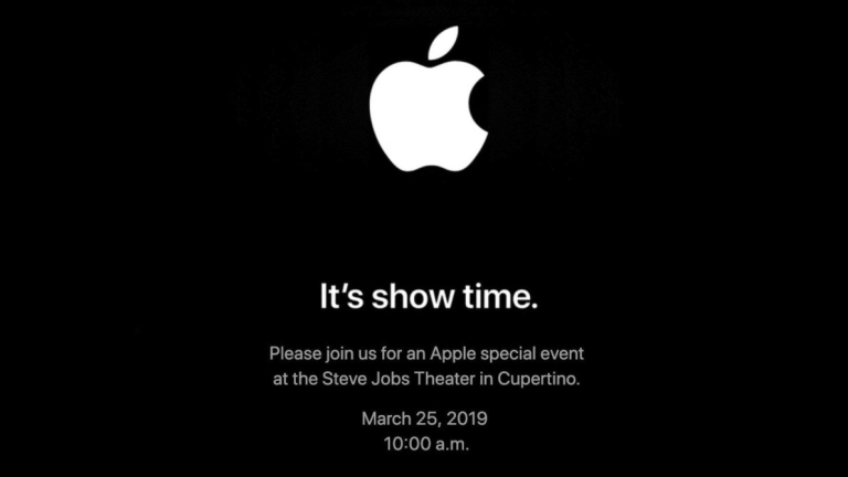 Apple confirms March event, video streaming service launch likely