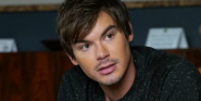 How Pretty Little Liars Vet Tyler Blackburn Feels About That Big Caleb Reveal On The Perfectionists