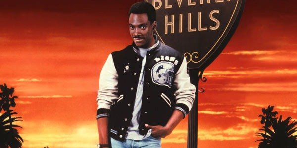 Beverly Hills Cop Eddie Murphy Movie Poster