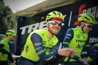 Trek-Segafredo spent their winter training camp in Sicily preparing for 2020