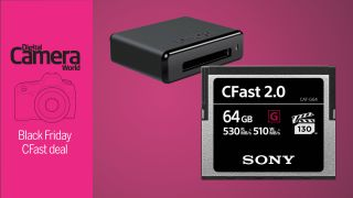 Sony 64GB CFast deal