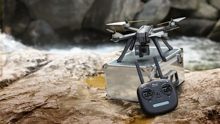 The Potensic D85 camera drone is mega cheap yet offers tech you'd expect to see on DJI drones