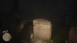 Becoming a ghostbuster in Red Dead Redemption 2 is far harder than you'd think it would be