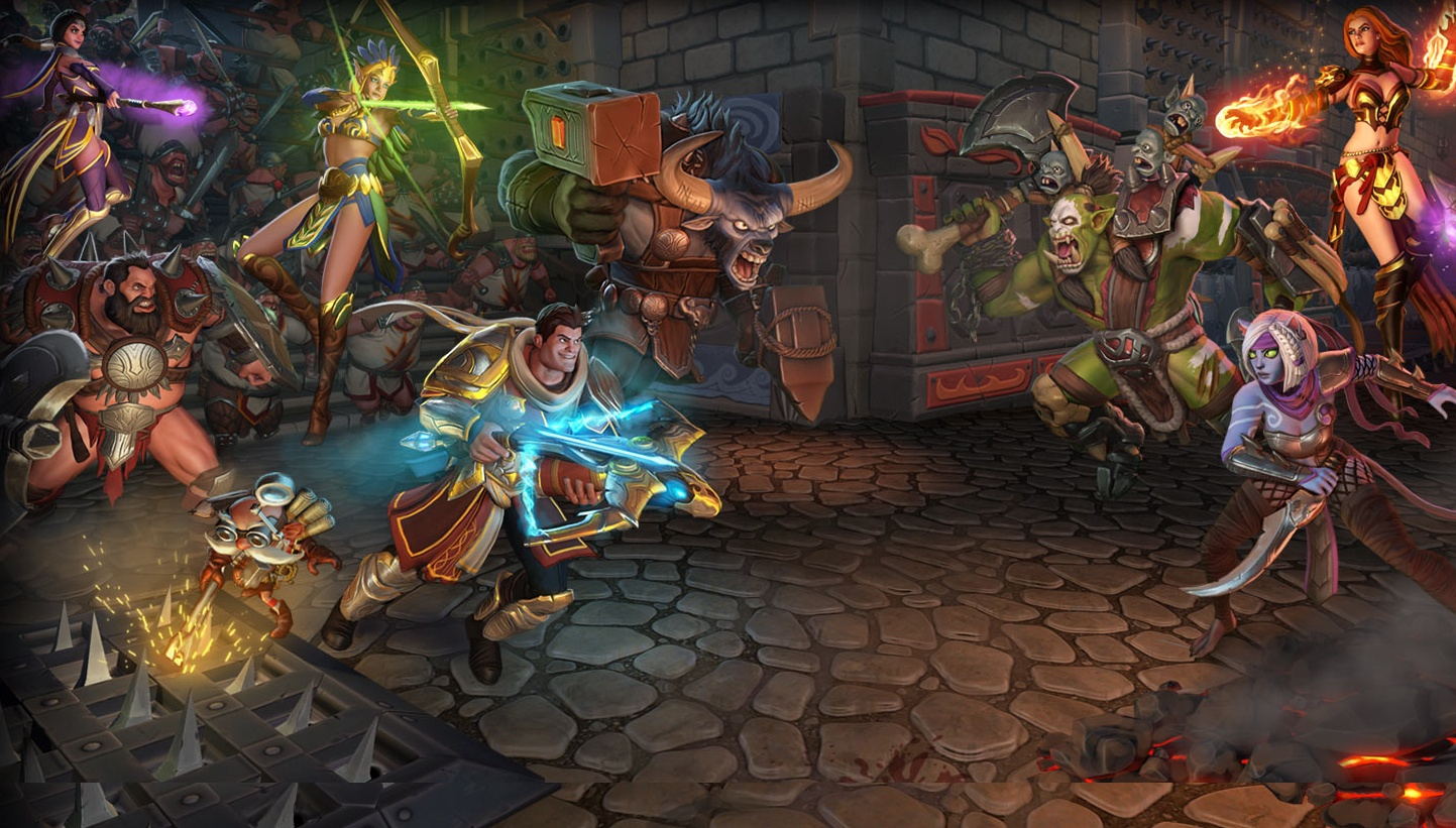orcs must die unchained drops pvp to focus on survival mode pc gamer - Orcs Must Die