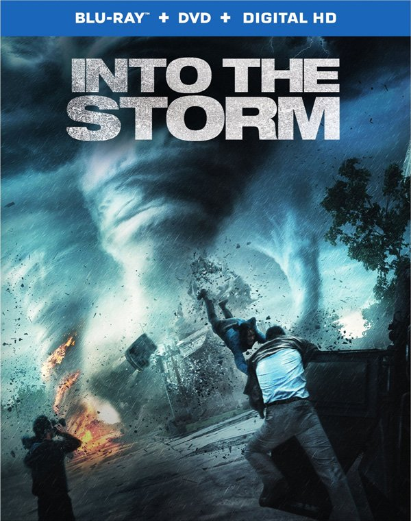 Into The Storm box