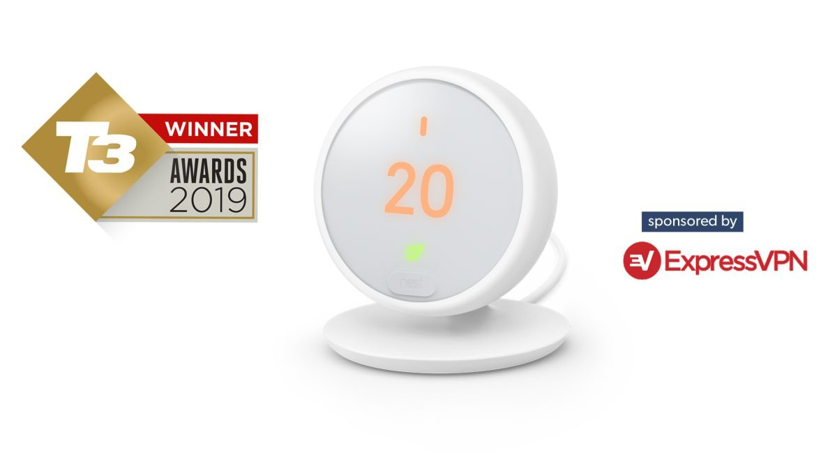 T3 Awards 2019  Nest Thermostat E Wins Our Top Connected