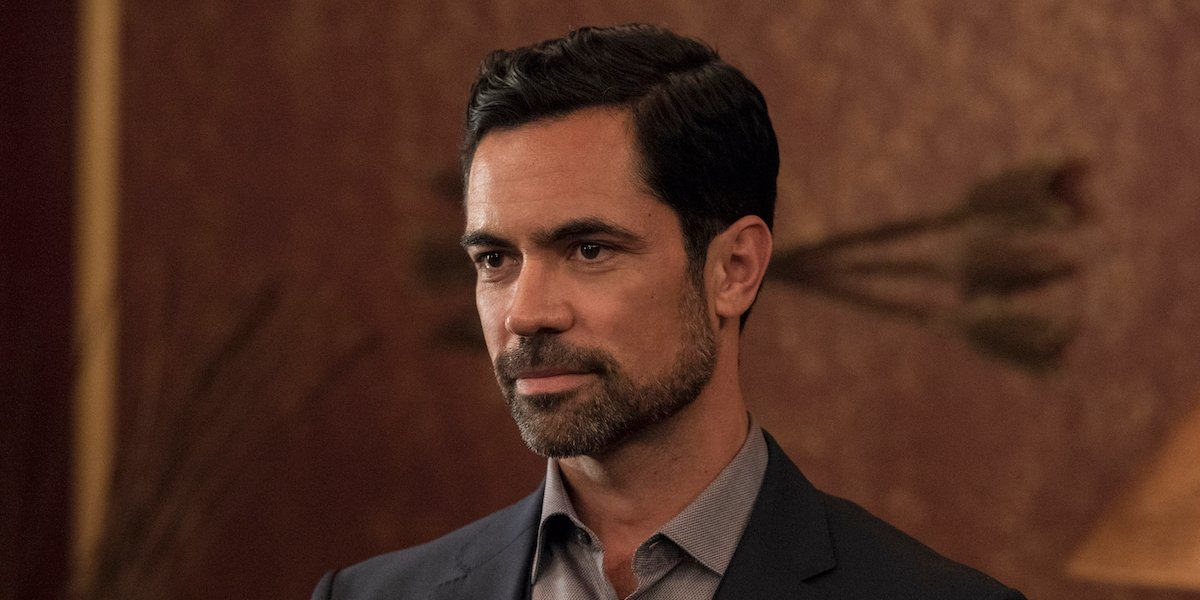 Law And Order: SVU Vet Danny Pino Compares Nick Amaro To Mayans M.C. Baddie Miguel Galindo