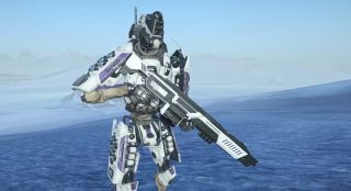 planetside 2 s new faction lets you play as a robot mercenary who